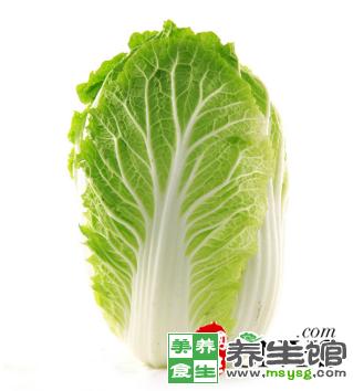 蔬菜养肝排毒