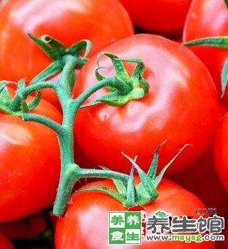 吃西红柿的禁忌