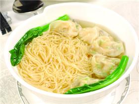 香港美食之鲜虾云吞的做法