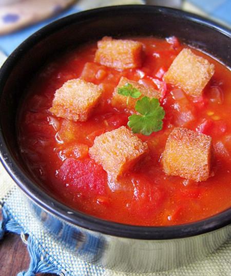 滋味番茄浓汤