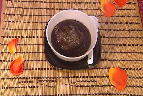 黑豆鸡蛋米酒汤