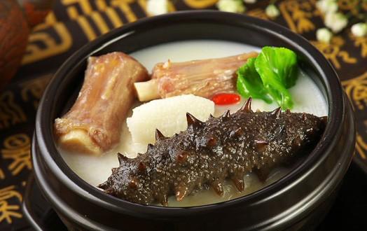 云苓黄精生蚝汤