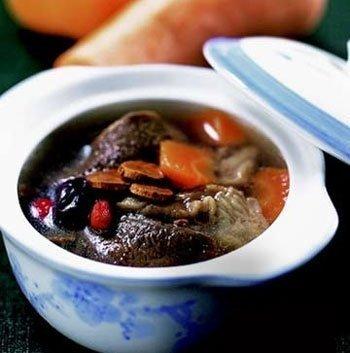 云耳红枣煲黄鳝