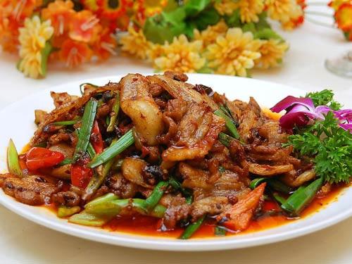 粤式回锅肉的做法