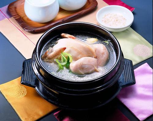 9个月宝宝食谱鸡汤煮菠菜虾仁