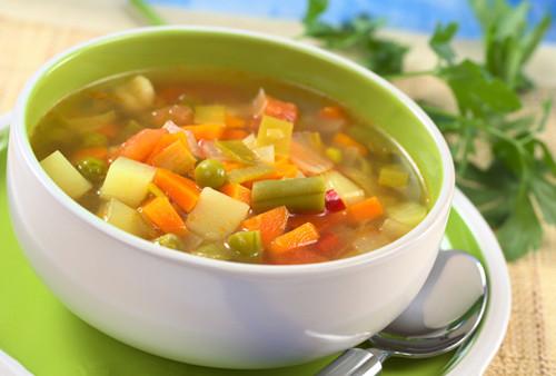 番茄马铃薯胡萝卜汤