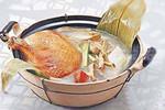 海鳗鸡骨汤的做法 粤菜和日本料理中的常见菜