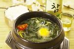 韩国孕妇产后食疗补品 海带汤