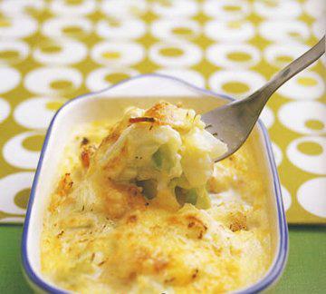 土豆菜花泥