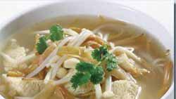 金针苋菜汤