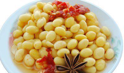 黄豆的做法
