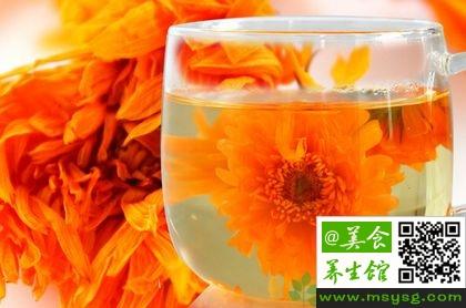 春季喝什么花茶好
