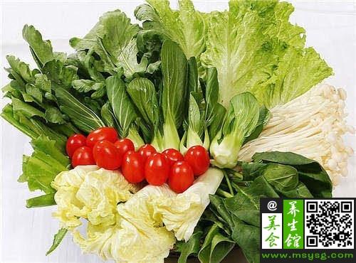 对症饮食调理亚健康(2)