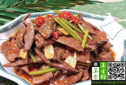怎样吃猪肝比较安全?(2)