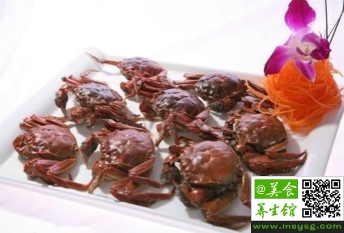 便秘能吃飞蟹吗