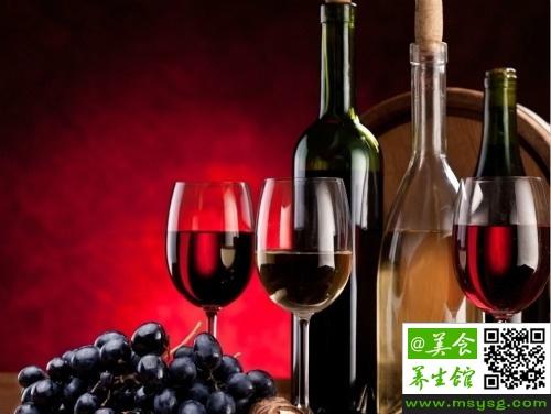 红葡萄酒和白葡萄酒的区别