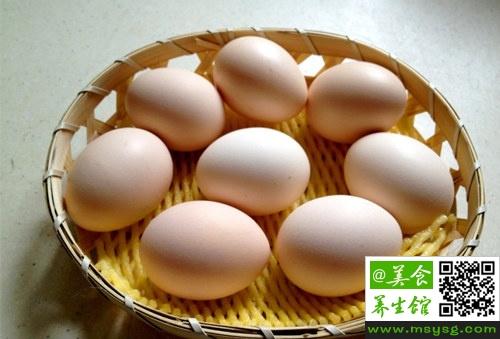 鸡蛋清去黑头