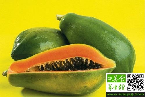 青木瓜怎么吃丰胸
