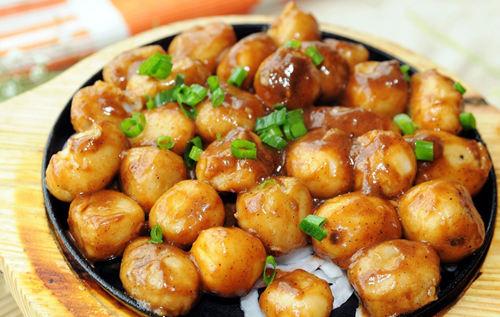 土豆怎么吃减肥