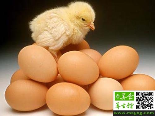 生鸡蛋与熟鸡蛋的区别