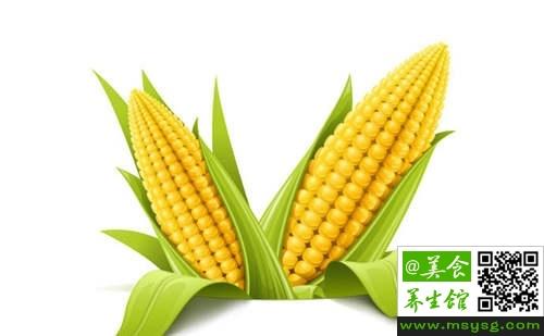 玉米面的功效与作用