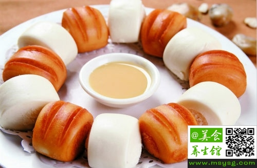 饺子粉能蒸馒头吗