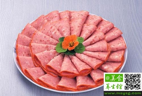 吃火腿肠会胖吗