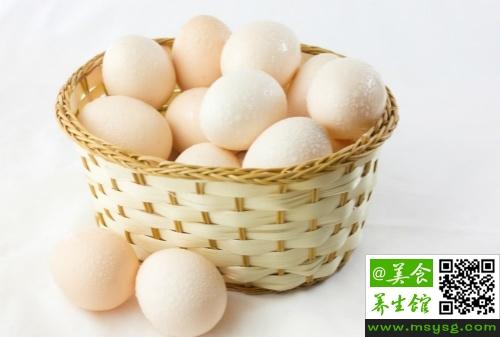 生鸡蛋和熟鸡蛋的区别