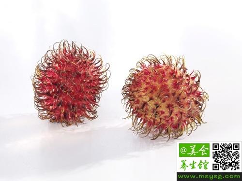 水果红毛丹