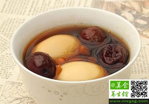 夏枯草煮鸡蛋