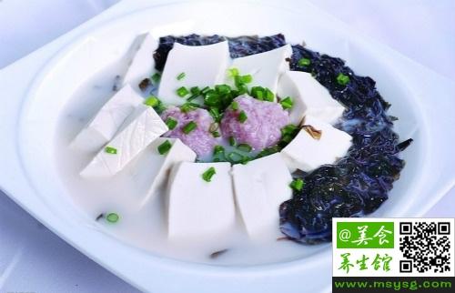 老豆腐与嫩豆腐