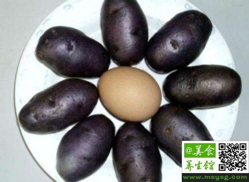 黑土豆能吃吗