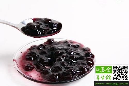 蓝莓果酱营养价值