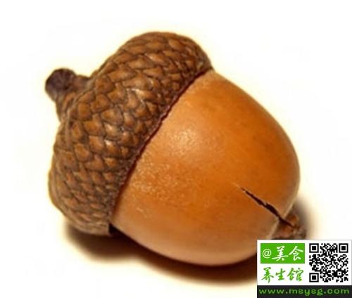脂肪肝可以吃橡实吗