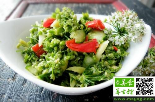 吃腌韭菜花有没有危害