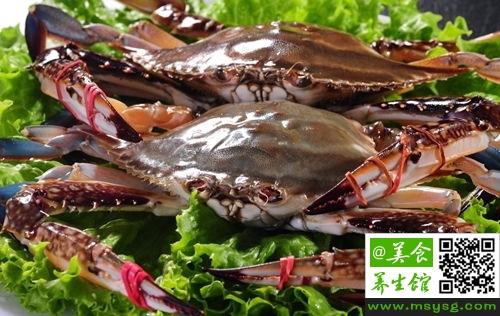 飞蟹的营养价值