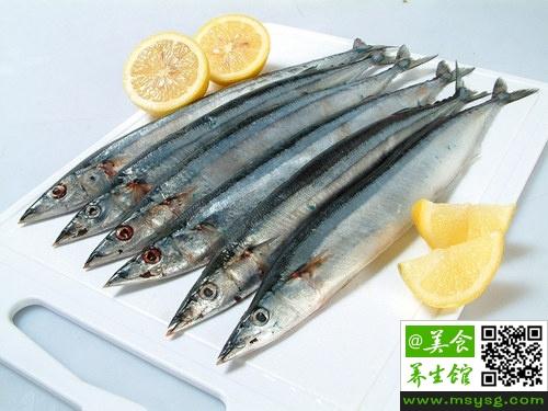 秋刀鱼是什么