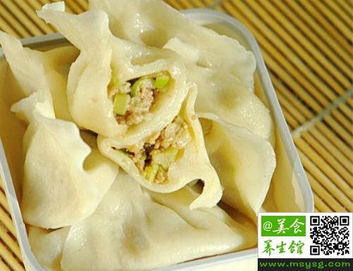 饺子粉的做法