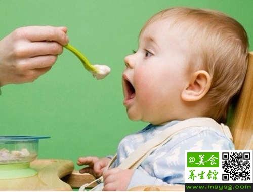 六个月宝宝能吃什么