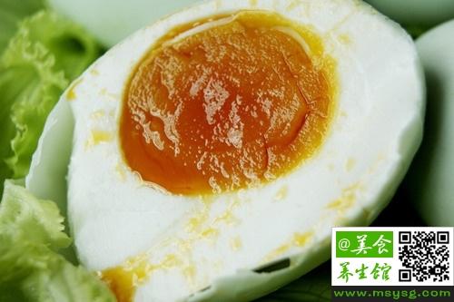 咸鸭蛋煮多久