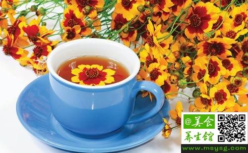 菊花茶解药性吗