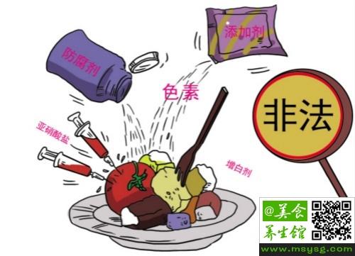 影响食品安全的因素