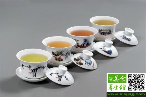 绿茶红茶的区别