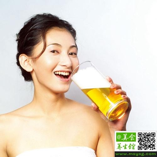 喝啤酒的好处和坏处