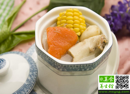 春季多吃素有助新陈代谢(2)