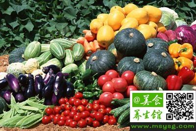 餐桌上必备的四款长寿菜!你经常吃吗(2)