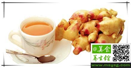生姜蜂蜜水做法及作用都有哪些?(1)
