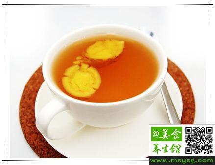 生姜蜂蜜水做法及作用都有哪些?(2)