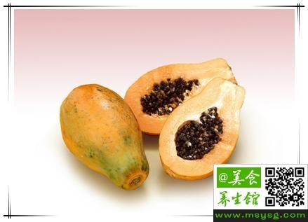 木瓜要怎么吃丰胸,方式不一样效果也不一样哦(1)