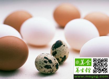 鹌鹑蛋的营养丰富
